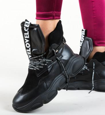 Pantofi Sport Never Negri