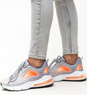 Pantofi Sport Rahman Gri