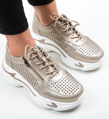 Pantofi Sport Sauco Aurii