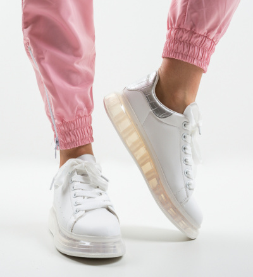 Pantofi Sport Shilo Argintii
