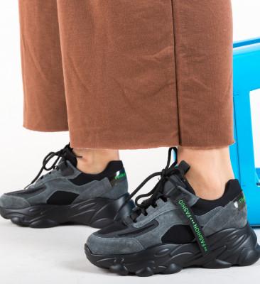 Pantofi Sport Solis Negri