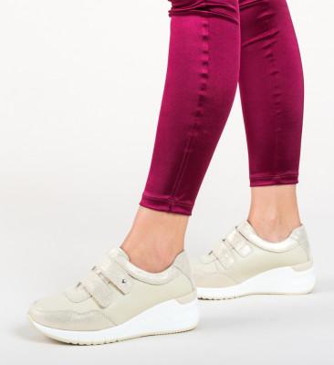 Pantofi Sport Sonya Bej