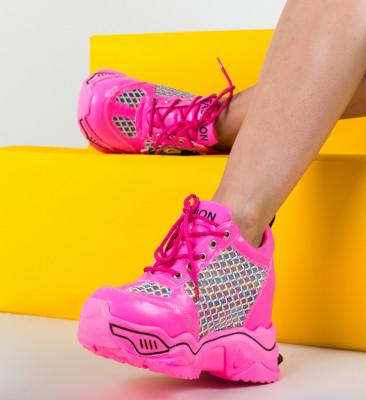 Pantofi Sport Sprank Roz