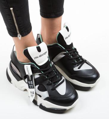 Pantofi Sport Stronger Negri