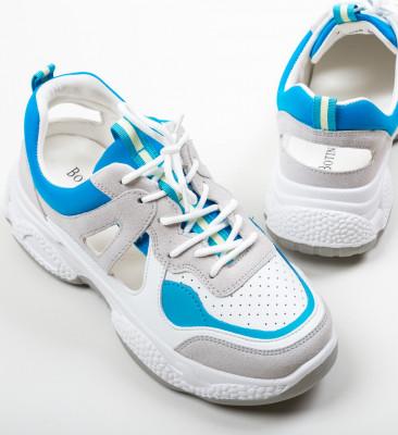 Pantofi Sport Tiopa Albastri
