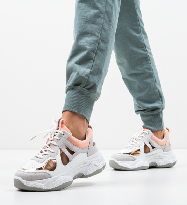 Pantofi Sport Tiopa Roz
