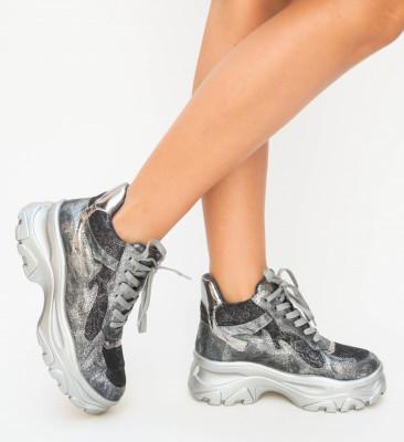 Pantofi Sport Vilia Gri