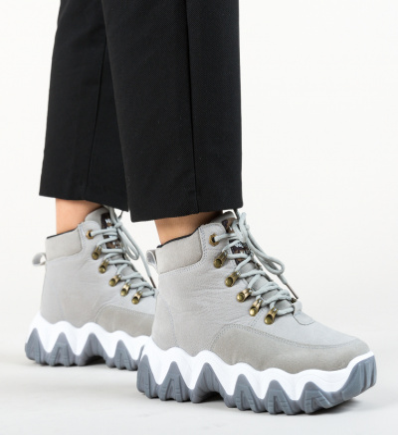 Pantofi Sport Vogue Gri