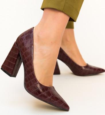 Pantofi Stamley Grena