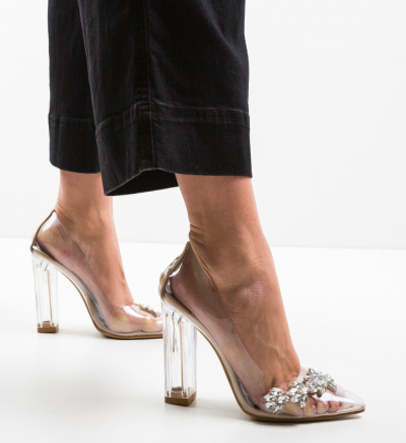 Pantofi Uzeyir Bej