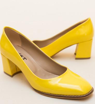 Pantofi Vardovan Galbeni
