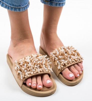 Papuci Marsha Bej