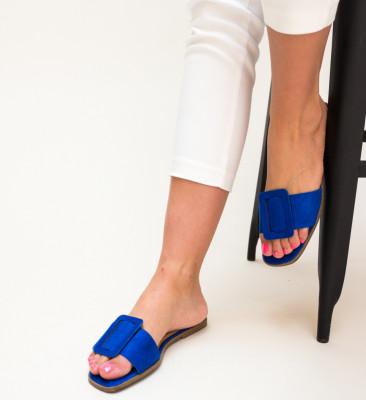 Papuci Trufles Albastri