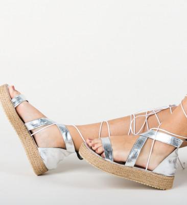 Sandale Ahaio Argintii