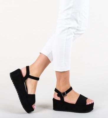 Sandale Audrey Negre