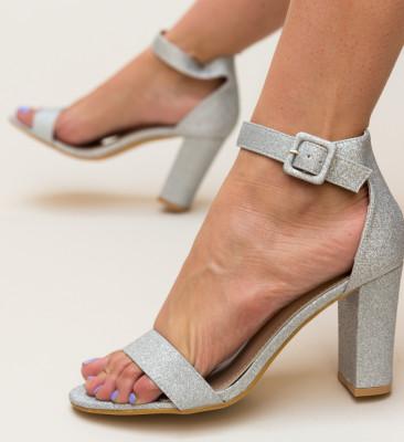 Sandale Baloni Argintii