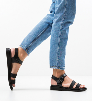 Sandale Beniga Negre