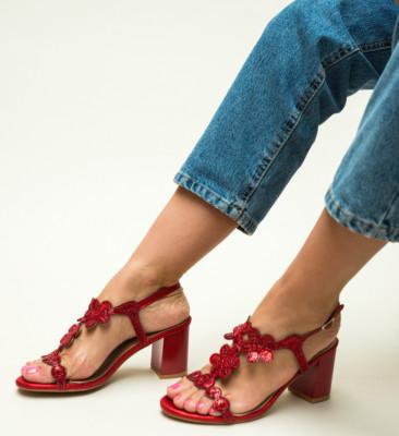 Sandale Callie Rosii