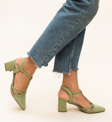 Sandale Cinar Verzi