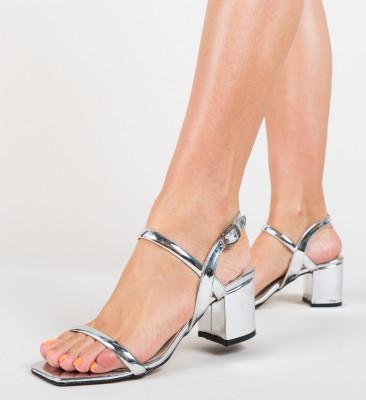 Sandale Cotanca Argintii 2