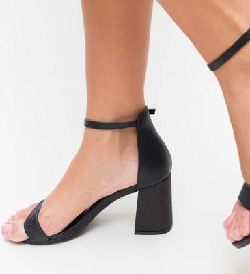 Sandale Davy Negre