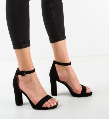 Sandale Deficie Negre