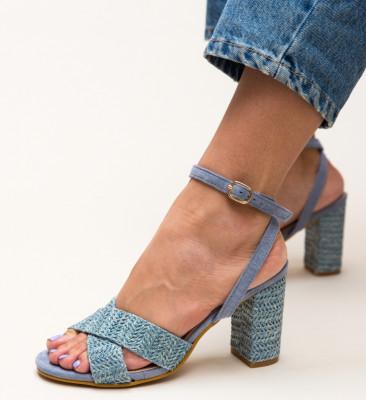 Sandale Deles Albastre
