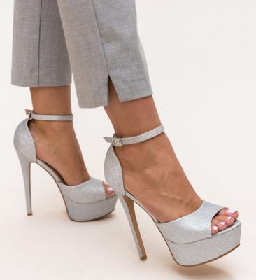 Sandale Fifion Argintii