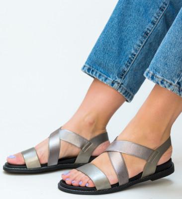 Sandale Frucu Gri