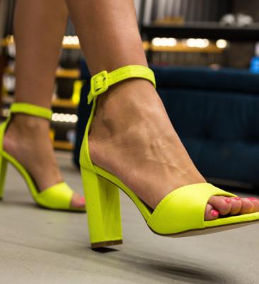 Sandale Galia Neon
