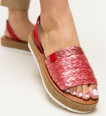 Sandale Gregos Rosii