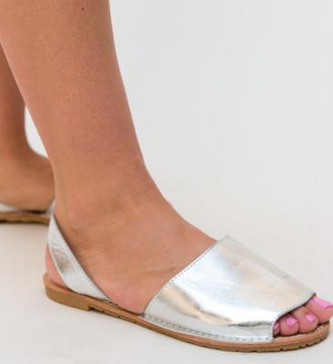 Sandale Koch Argintii