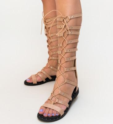 Sandale Kolo Bej