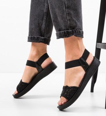 Sandale Lemy Negre
