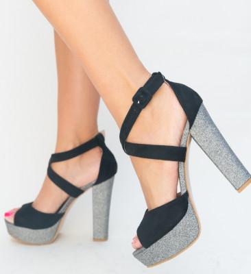Sandale Lorma Gri