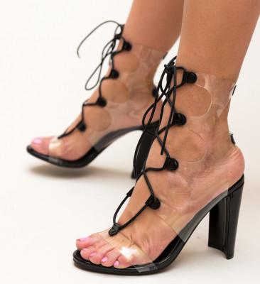Sandale Macrin Negre