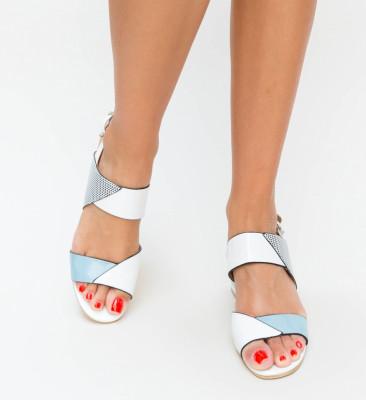 Sandale Minera Albe