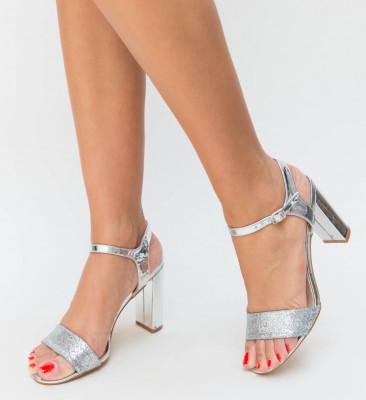 Sandale Nerma Argintii