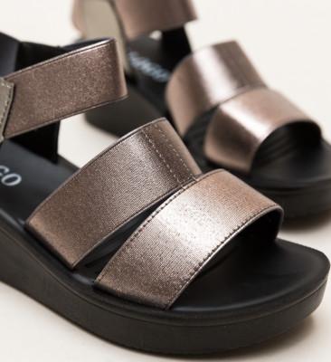 Sandale Ozan Gri