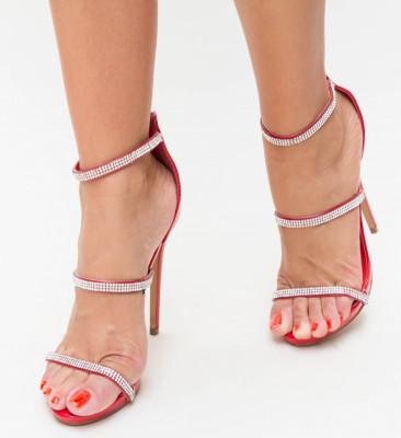 Sandale Peru Rosii
