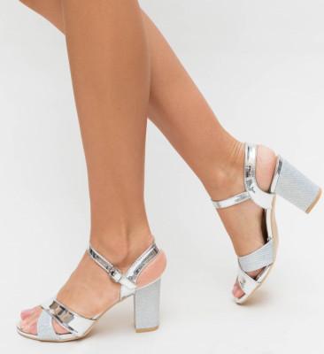Sandale Rento Argintii