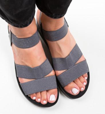 Sandale Rinda Gri 2