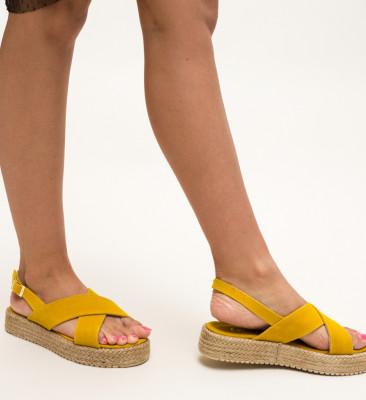 Sandale Rinderor Galbene
