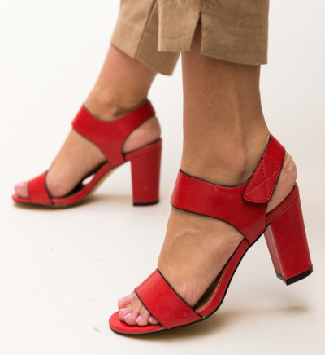 Sandale Uzilica Rosii
