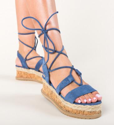 Sandale Vela Albastre