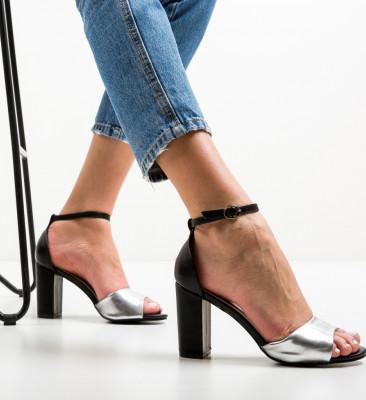 Sandale Yvie Argintii