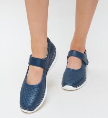 Pantofi Casual Domiro Bleumarin