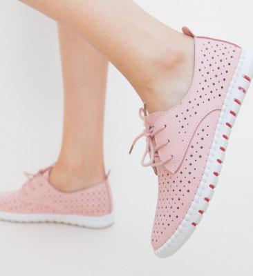Pantofi Casual Hilio Roz
