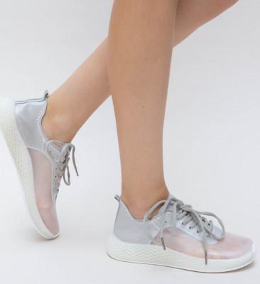 Pantofi Sport Demes Gri