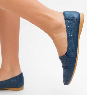 Pantofi Casual Pastio Bleumarin